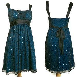 IZ BYER Glamorous Prom Evening Dress Size Medium